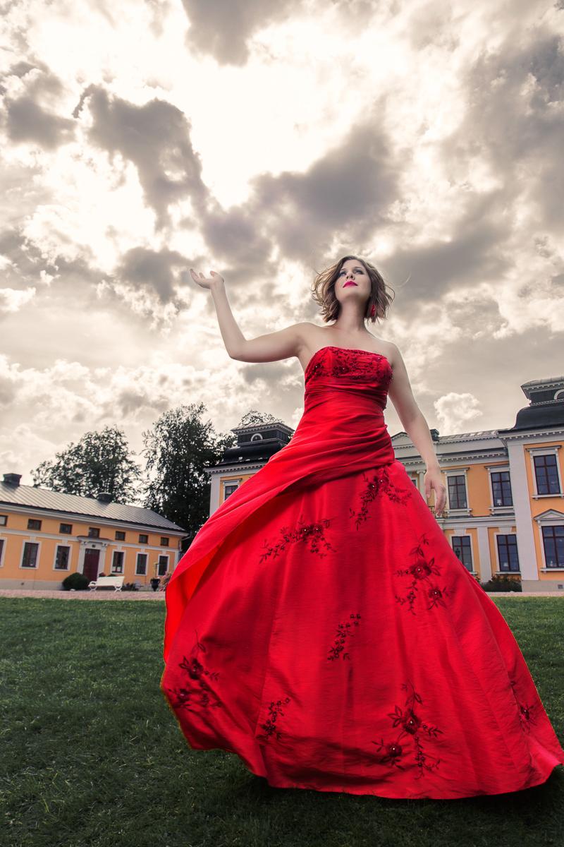 Operasinger Hedvig Jalhed, Skottorps Castle